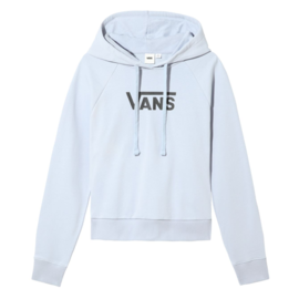 Vans Vans Woman Flying Boxy Zen Hoodie Blue
