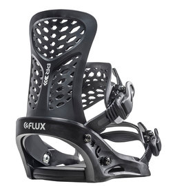 PR FLUX BINDINGS BLACK