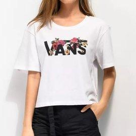 Vans Vans Botanic T-Shirt White