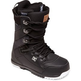 DC BOOTS MUTINY (SNOW) BLACK