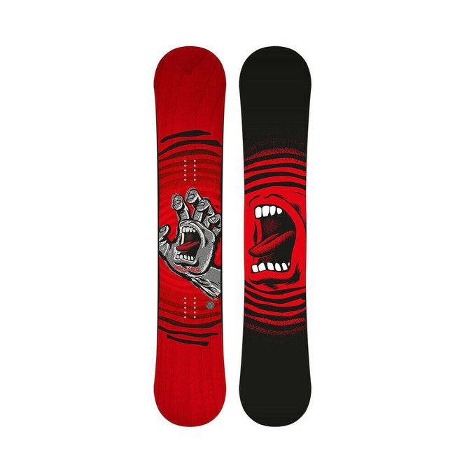 Santa Cruz Skateboards OFF HAND WIDE SNOWBOARD 2020/2021 (66161277)