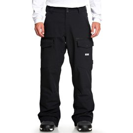 DC Code Snow Pants Black
