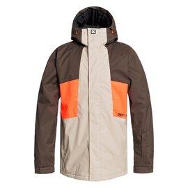 DC Defy Men Snow Jacket Twill