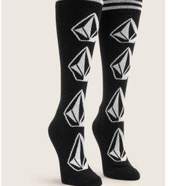 Volcom VOLCOM SNOW SOCKS  SHERWOOD BLACK