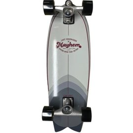 "CARVER Carver Rnf Retro Surfskate Complete Skateboard 29.5"""
