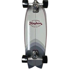 "Carver Rnf Retro Surfskate Complete Skateboard 29.5"""