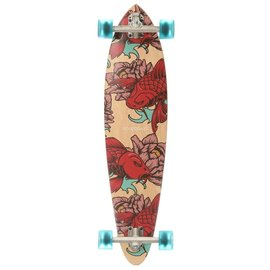 PINTAILS Pintails Killer Koi - Pt Gold Coast Longboard Complete Skateboard