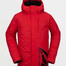 Volcom Volcom 17 Forty Insulated Jacket Red