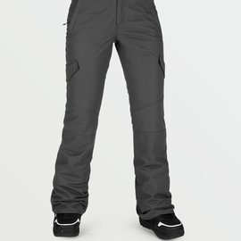 Volcom Volcom Bridger Insulated Women Pants Dark Grey