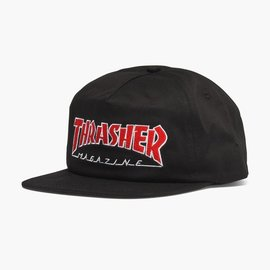 Thrasher THRASHER OUTLINED SNAPBACK
