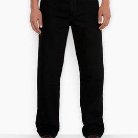 Levis Men 550 Relaxed Fit Black Jeans