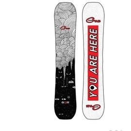 Mervin Manufact Gnu Gloss Snowboard 140