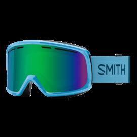 SMITH RANGE SNORKEL/GREEN SOL-X MIRROR GOGGLES