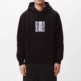 OBEY OBEY STACK HOOD