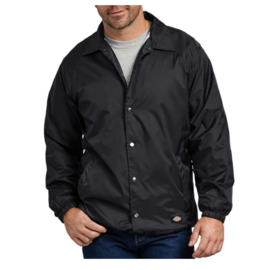 DICKIES DICKIES JACKET NYLON BLACK