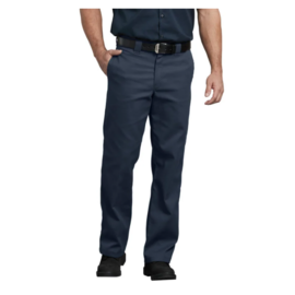 DICKIES MEN'S 874 FLEX Work Pants, Dark NAVY