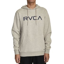 RVCA BIG RVCA HOODIE KhAKI HEATHER