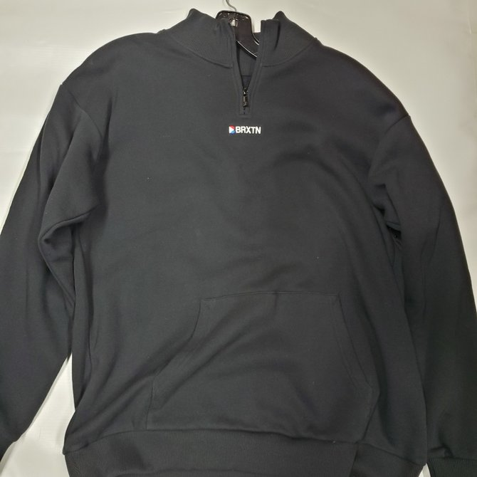 Brixton Stowell Half Zip Sweater