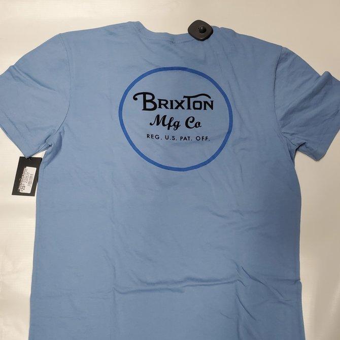 Brixton WHEELER II S/S PREM TEE (06485)