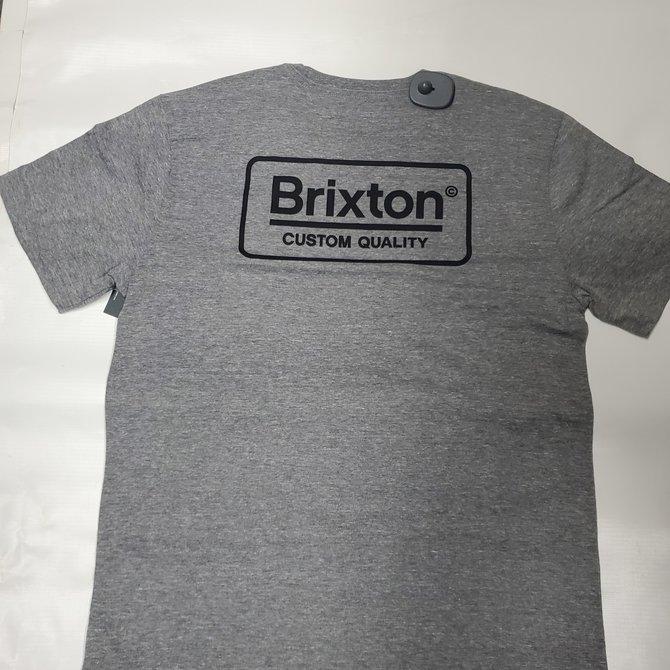 Brixton BRIXTON PALMER SHORT SLEEVE PREM T-SHIRT (06528)