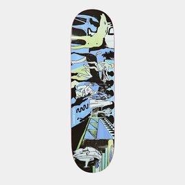 POLAR SKATE. POLAR NICK BOSERIO THE RIDERS DECK