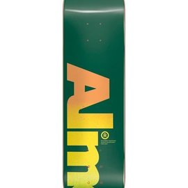 Almost Almost Fall Off Logo HYB Green 8.25