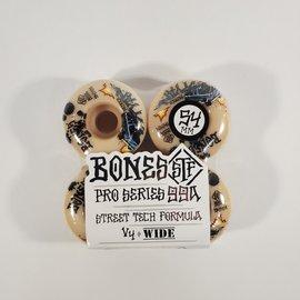 Bones Bones Wide Street Tech v4 Ryan Crash & Burn 99a 54