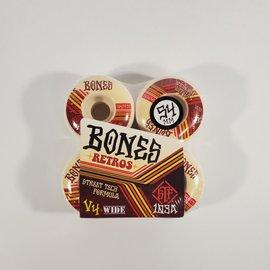 Bones Bones Street Tech Formula V4 Wide 103a Retros 54mm