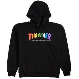 Thrasher Thrasher Rainbow Mag Hoodie