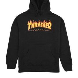 Thrasher THRASHER HOOD FLAME