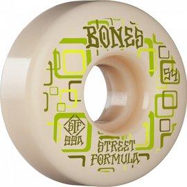 Bones Bones Retros V3 Slims  99A  Street Tech Formula 54