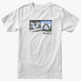 RVCA BALANCE BOX S/S M TEE (AVYZT00147-WHT)