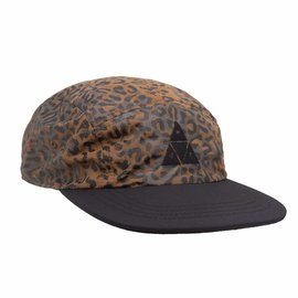 HUF Huf Peak Reversible Volley Hat Leopard