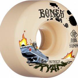 Bones Bones Wide Street Tech v4 Ryan Crash & Burn 99a 53