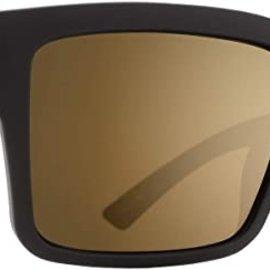 SPY SPY Montana Soft Matte Black Happy Bronze With Gold