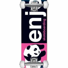 enjoi Half and Half FP Complete Pink 8