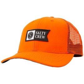 SALTY CREW Salty Crew Alpha Decoy Retro Trucker Orange