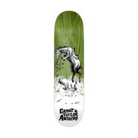 Anti Hero Skateboards AH BRD TAYLOR WEST WASNT 8.5