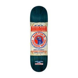 Anti Hero Skateboards AH BRD KANFOUSH GEN MERCII 8.06