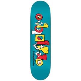 Krooked Skateboarding Krooker BRD Pals Team 8.25