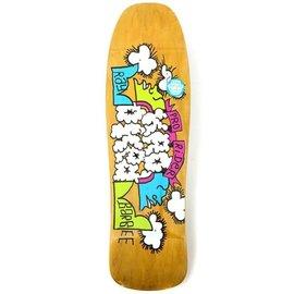 Krooked Skateboarding Krooked BRD Barbee Clouds 9.5