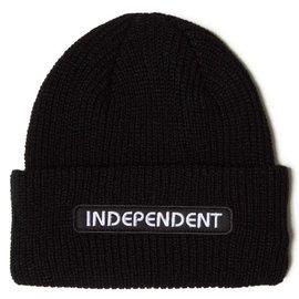 Independent Trucks Independent B/C Groundwork Beanie Long Shoreman Hat Black