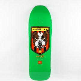 Powell Peralta DK PP FRANKIE HILL BULL DOG 06 GREEN DECK