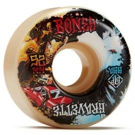 Bones Bones Street Tech Formula 99a Gravette Heaven & Hell v2 Lock 53