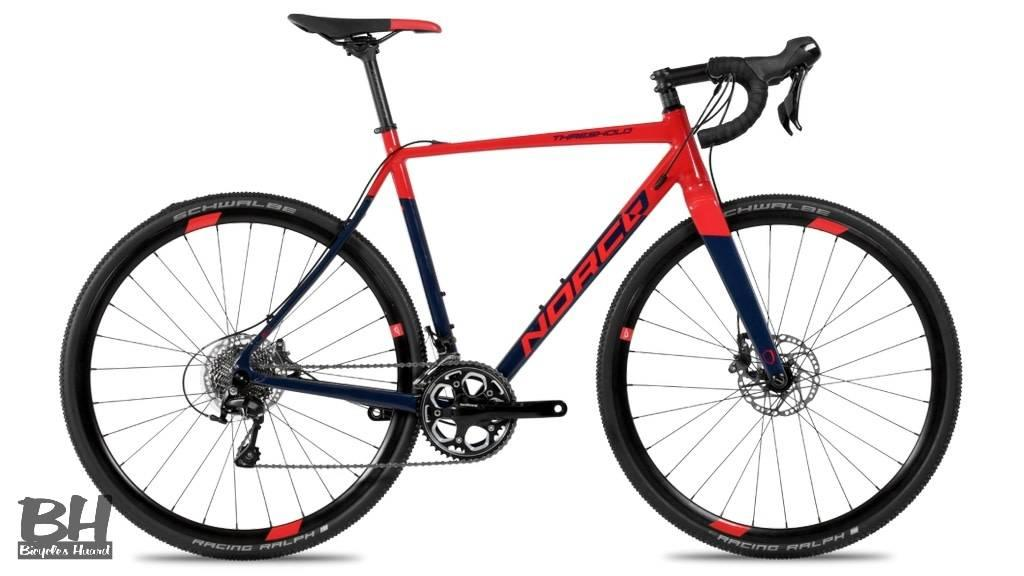 NORCO BIKES 2017 NORCO THRESHOLD A 105