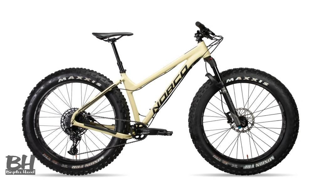 NORCO BIKES 2019 NORCO SASQUATCH 1 SUSPENSION SABLE