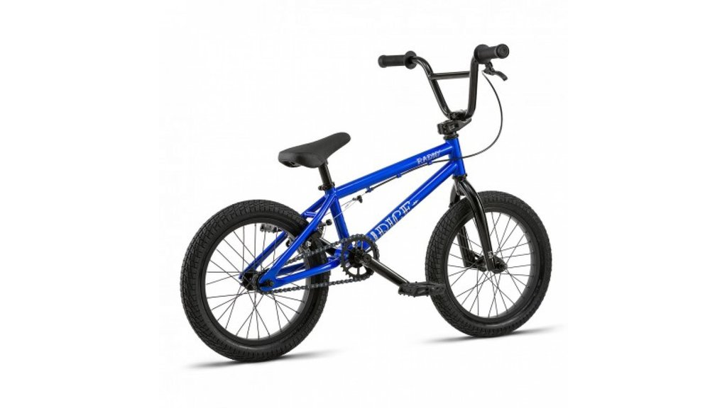RADIO BIKE CO 2018 RADIO DICE 16 BLEU 15.75TT
