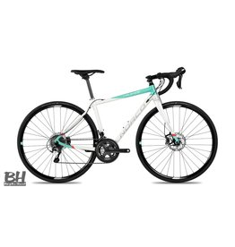 NORCO BIKES 2017 NORCO VALENCE A TIAGRA DISQUE FORMA BLANC/TURQUOISE 55.5CM