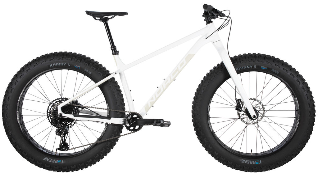 NORCO BICYCLES 2020 NORCO BIGFOOT 1 WHITE/GREY