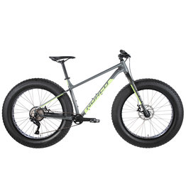 NORCO BICYCLES 2020 NORCO BIGFOOT 3 CHARCOAL/GREEN